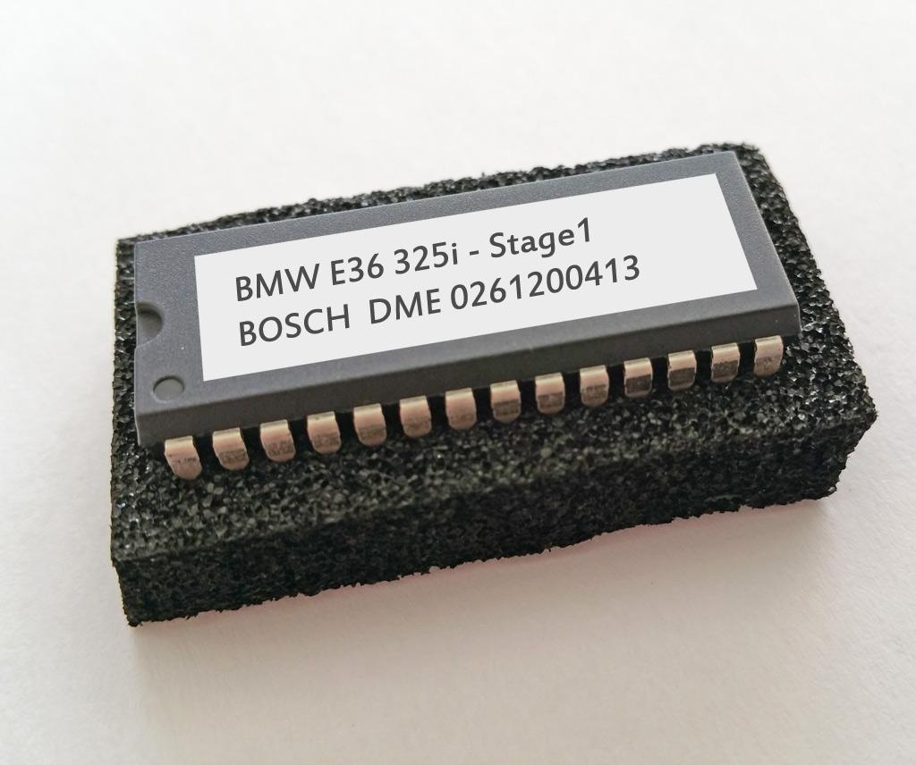 eprom stage1 bmw e36 325i 192cv